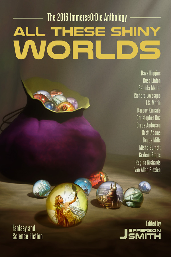 All These Shiny Worlds Cover